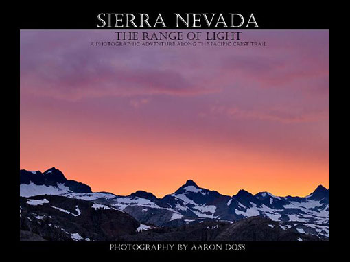 Sierra Nevada- The Range of Light