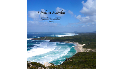 3 Trails In Australia Cover Image